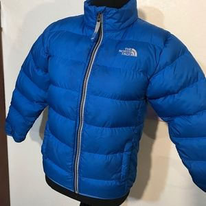 The North Face Boys Down Puffer Size Large 10/12